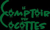 Le Comptoir des Cocottes – L'épicerie pas comme les autres à Thoré-La-Rochette dans le Loir-et-Cher (41) Logo