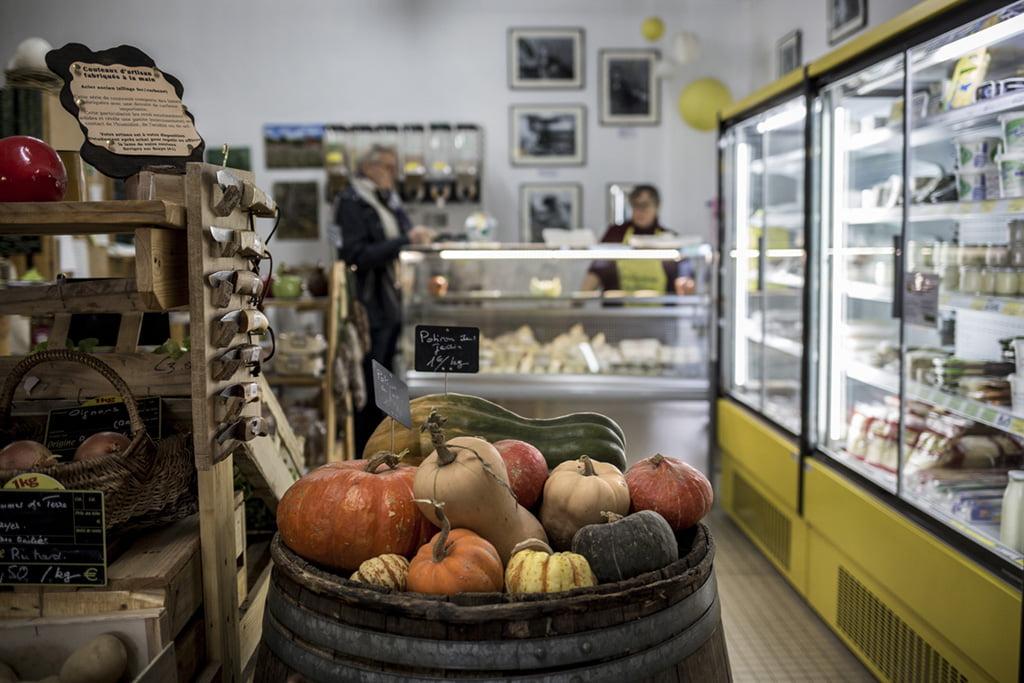 Des produits locaux au Comptoir des Cocottes